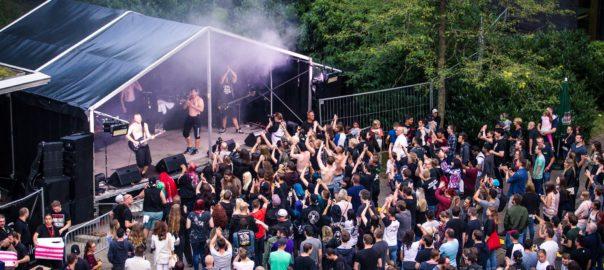 Tag der Jugend Band-Contest